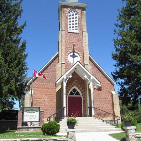 Christ Church Markdale